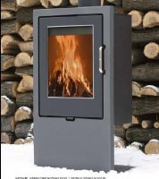 Kal-Fire Heat Stove 40 - 7 kW